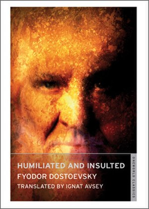 Humiliated and Insulted - Cover to the Oneworld Classics edition