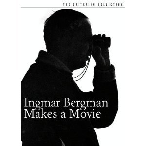 Ingmar Bergman Makes a Movie - The Criterion Collection's DVD cover for the documentary.