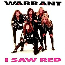 I Saw Red - Wikipedia