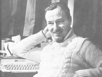 John Brunner (novelist) - John Brunner, c. 1967