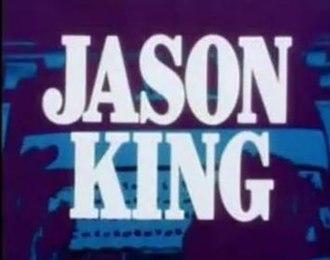 Jason King (TV series) - Image: Jason King titlecard