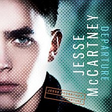 Jesse McCartney - Departure (Jesse McCartney album).jpg