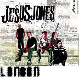 London (Jesus Jones album) - Image: Jesus Jones London