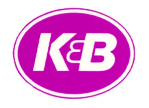 K&B - Image: K&B logo