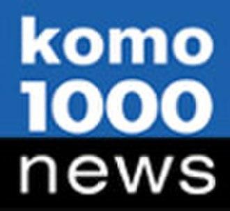 KOMO (AM) - Image: KOMO 1000