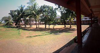 Kaoser English School - Image: Kaoser Campus