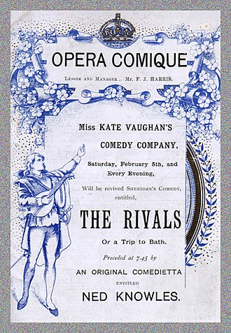 Kate Vaughan - Image: Kate Vaughan rivals