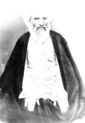Akhund Khorasani - Image: Kazem Khorasani
