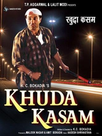 Khuda Kasam - Promotional poster
