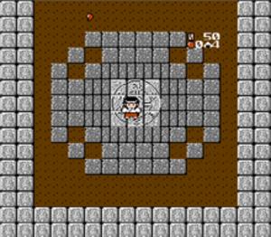 KiKi KaiKai - The Disk System version, KiKi KaiKai: Dotouhen.