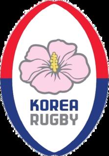 South Korea national rugby union team