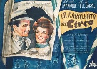 The Circus Cavalcade - Image: La Cabalgatadelcircopos ter