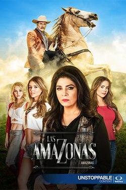 Las Amazonas Mexican Tv Series Wikipedia