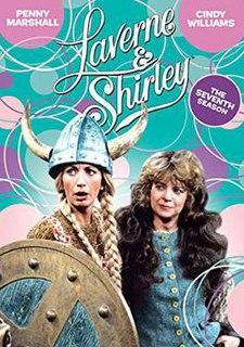 <i>Laverne & Shirley</i> (season 7)