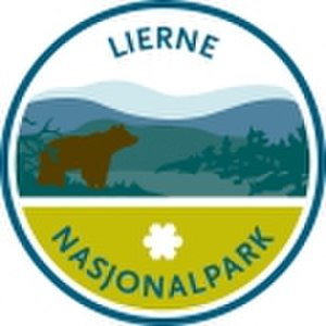 Lierne National Park - Image: Lierne National Park logo