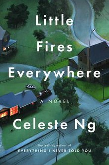 Image result for little fires everywhere book