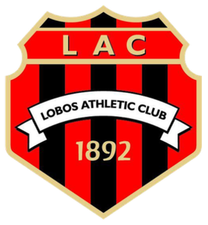 Lobos Athletic Club - Image: Lobos ac logo