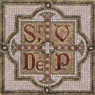 St. Vincent de Paul Church (Chicago) - Image: Logo of St. Vincent de Paul Church, Chicago