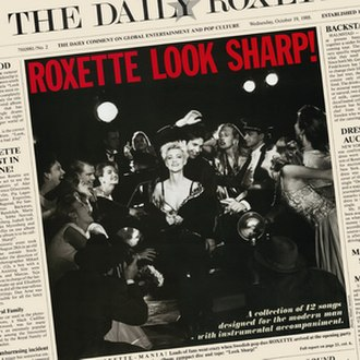 Look Sharp! (Roxette album) - Image: Look Sharp