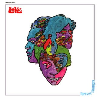 Forever Changes - Image: Love forever changes