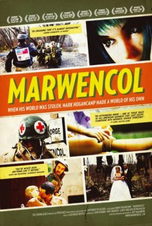<i>Marwencol</i> (film) 2010 American documentary film about the work of artist and photographer Mark Hogancamp