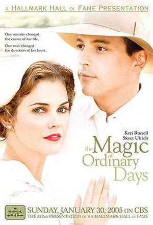 Movie Poster for The Magic of Ordinary Days