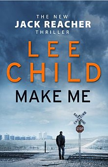 All books written by lee child