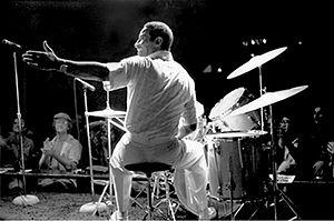 Max Roach - Keystone Korner, San Francisco, 1979