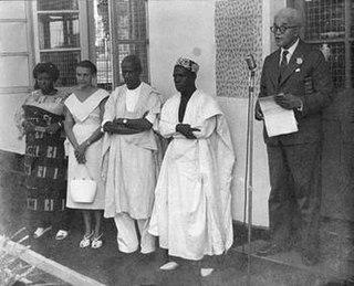 Macormack Charles Farrell Easmon Sierra Leonean doctor