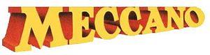 Meccano - Image: Meccano logo (large)