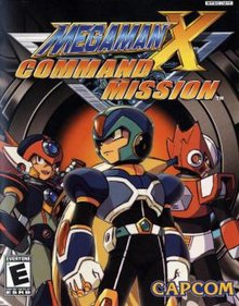 Mega Man X: Command Mission - Wikipedia