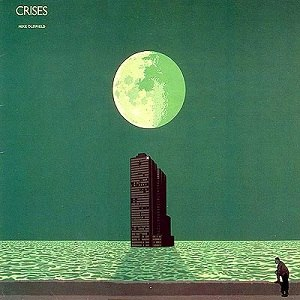 Crises (Mike Oldfield album) - Image: Mike oldfield crises album cover