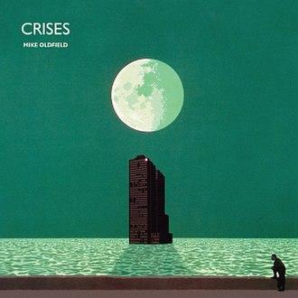 Crises (Mike Oldfield album) - Image: Mike oldfield crises album cover