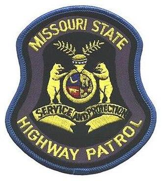 Seal of Missouri - Image: Missouri Highway Patrol