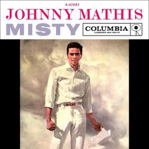 Misty (song) - Image: Misty Johnny Mathis