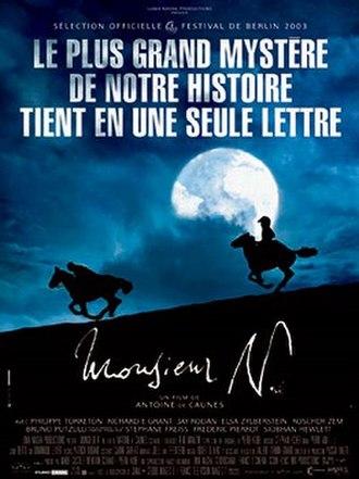 Monsieur N. - Monsieur N. film poster