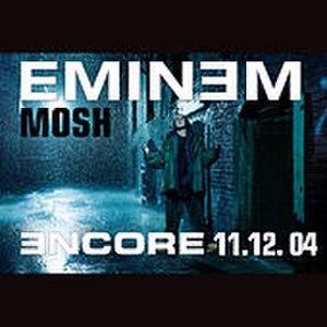Mosh (song)