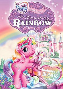 My Little Pony Crystal Princess: The Runaway Rainbow - Wikipedia