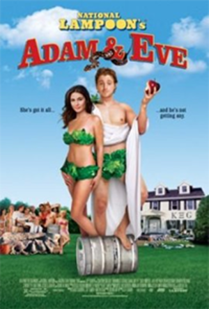 National Lampoon's Adam & Eve - Image: National Lampoon's Adam & Eve Poster