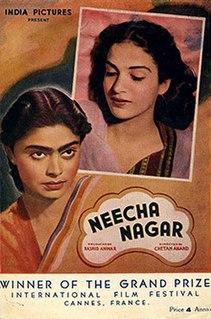 <i>Neecha Nagar</i> 1946 film by Chetan Anand
