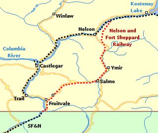 Columbia and Western Railway