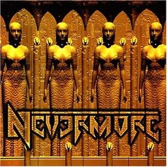 Nevermore (album) - Image: Nevermore album cover