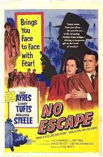 <i>No Escape</i> (1953 film) 1953 film by Charles Bennett