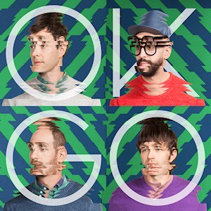 Hungry Ghosts (album) - Image: OK Go Hungry Ghosts cover art