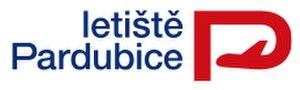 Pardubice Airport - Image: PED Airport logo