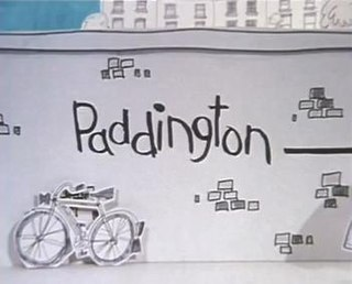 <i>Paddington</i> (TV series)