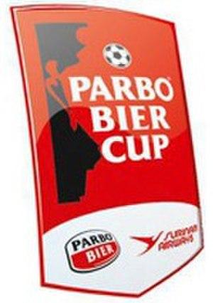 Parbo Bier Cup - Image: Parbo Bier Cup logo