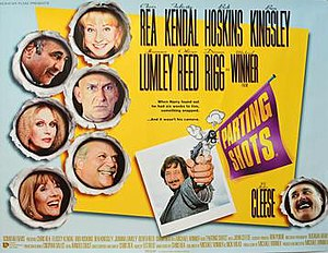 Parting Shots - Theatrical release poster