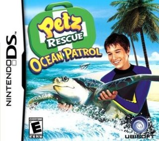 <i>Petz Rescue: Ocean Patrol</i> 2008 video game
