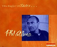 Phil Collins - You Ought To Know